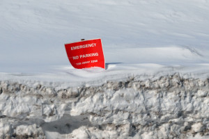 No Parking Snow Removal