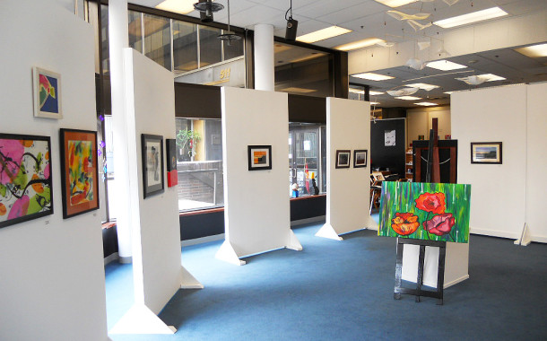 Update - Constellation Gallery Closing, Maine Artist Collective Continues