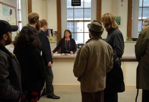 Min Wage Affidavit Signing
