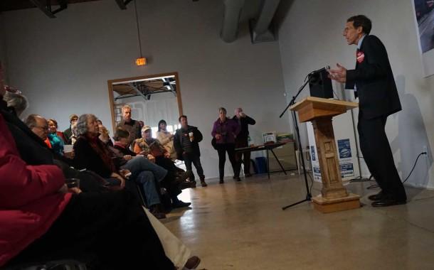 Citizen Group Fights Eastern Waterfront Development