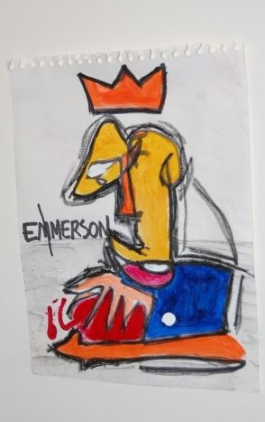 """Emmerson"" by Asher Platts"