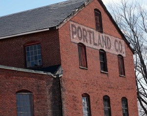 Portland Company complex at 58 Fore Street.
