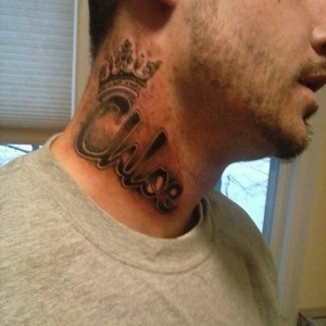 Vandegraaf tattoo