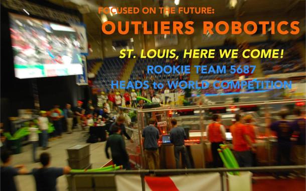Maine Robotics to World Championship