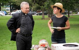 Fr. Mike Seavey Blogs on Divisive Issues