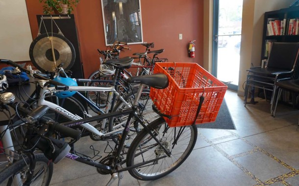 City's Wellness Committee Promotes Biking to Work