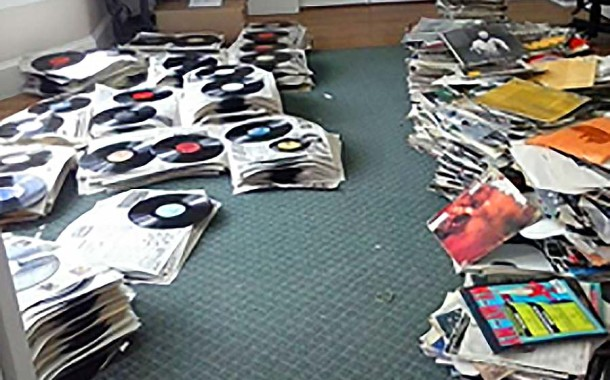 WMPG's Vinyl Collection Airing Out