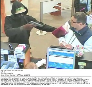 Surveillance photo from Bank of America, June 19th.