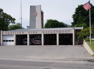Bramhall Fire Station