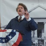 West End News: Parkside House Race: Herb Adams speaks about the Rum Riot at the 160th commemoration ceremony.