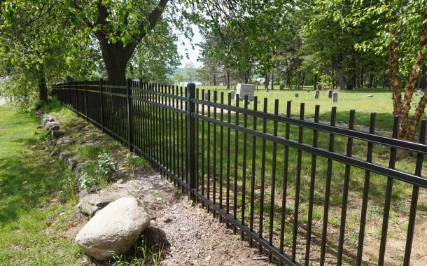 WESTERN CEMETERY FENCE RENOVATION