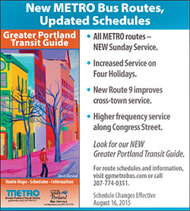 Metro New Sunday Service