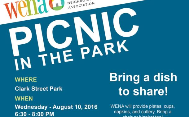 WENA Picnic in the Park
