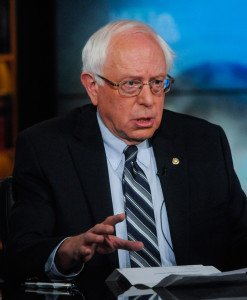 Bernie Sanders Bait and Switch
