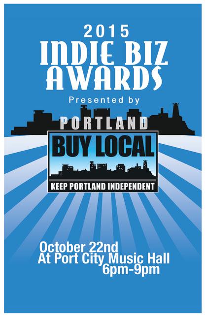 Buy Local Indie Biz Awards