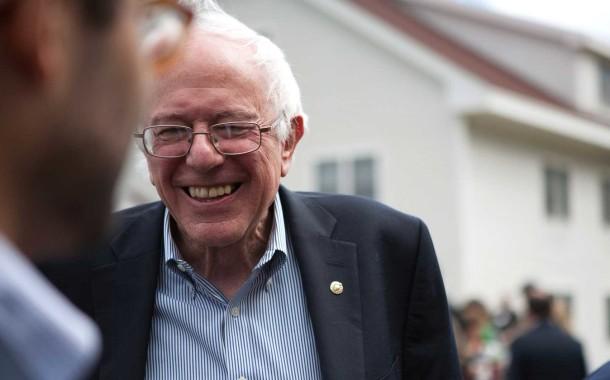 Bernie's Big Comedown