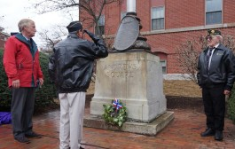 West End History: Andrews Square Rededicated