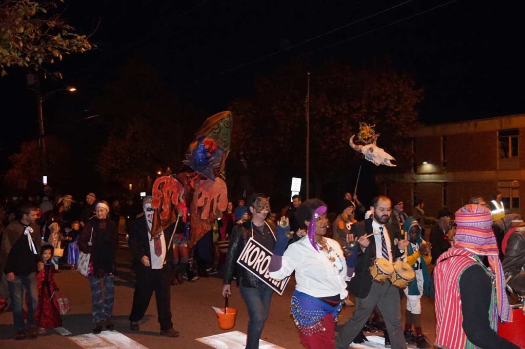 Halloween Parade with Rob Korobkin