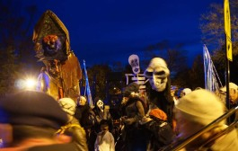 West End Halloween Parade 2015