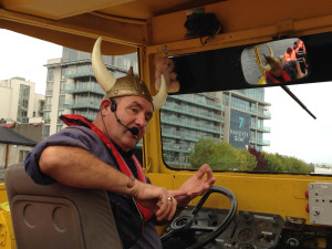 Viking Splash tour guide
