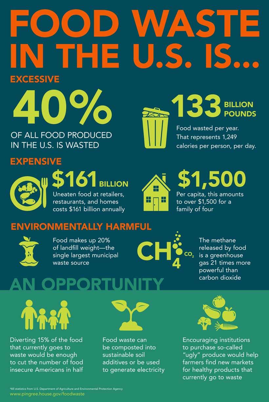 Food Waste In Restaurants Statistics