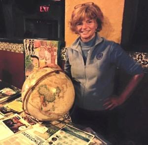 Nancy at Telluride film fest