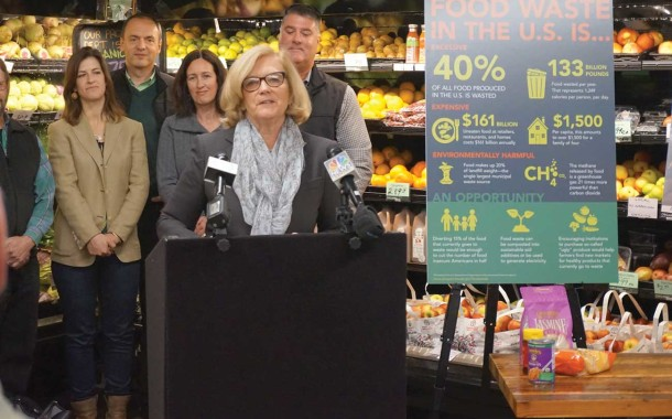 Pingree Moves to Reduce Food Waste