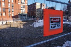 West End News: Former site of Joe's Smoke Shop