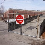 West End News: School Bond Committee - Reiche Improvements - Ramp Closed