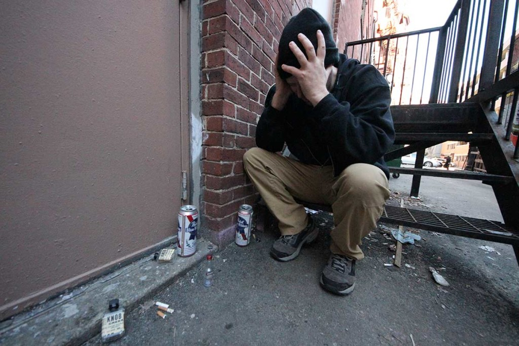 West End News: Addiction: Anonymous Resident