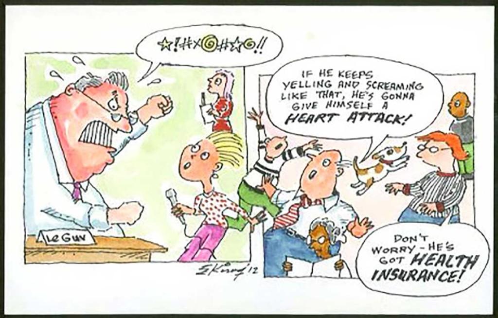 West End News: LePage cartoon by Ed King