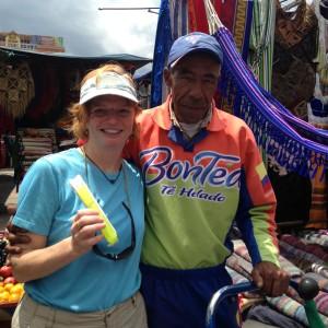 West End News: Authentic Travel: Nancy Dorrans in Ecuador