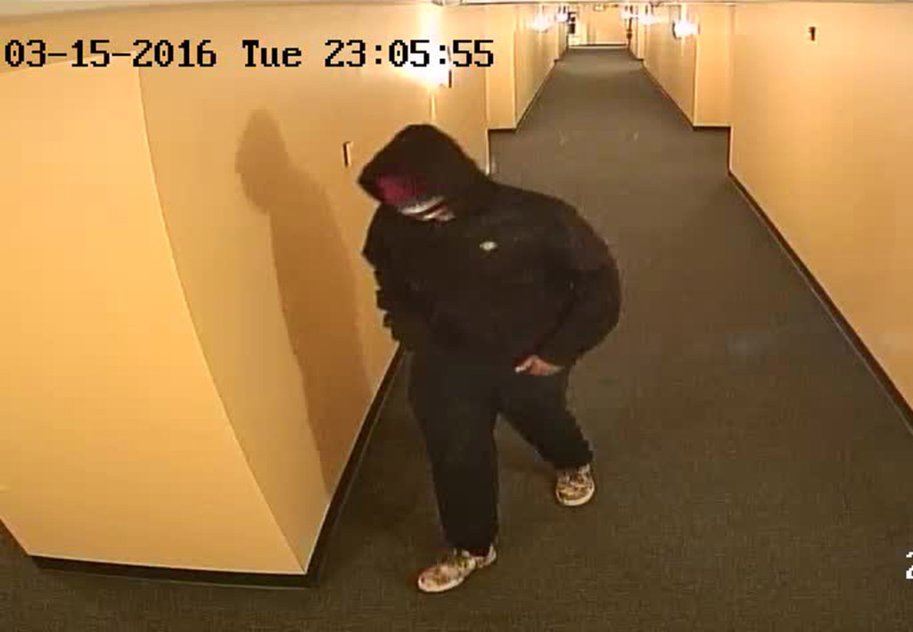 West End News: Homicide on Gilman Street: security camera footage courtesy of Portland Police.