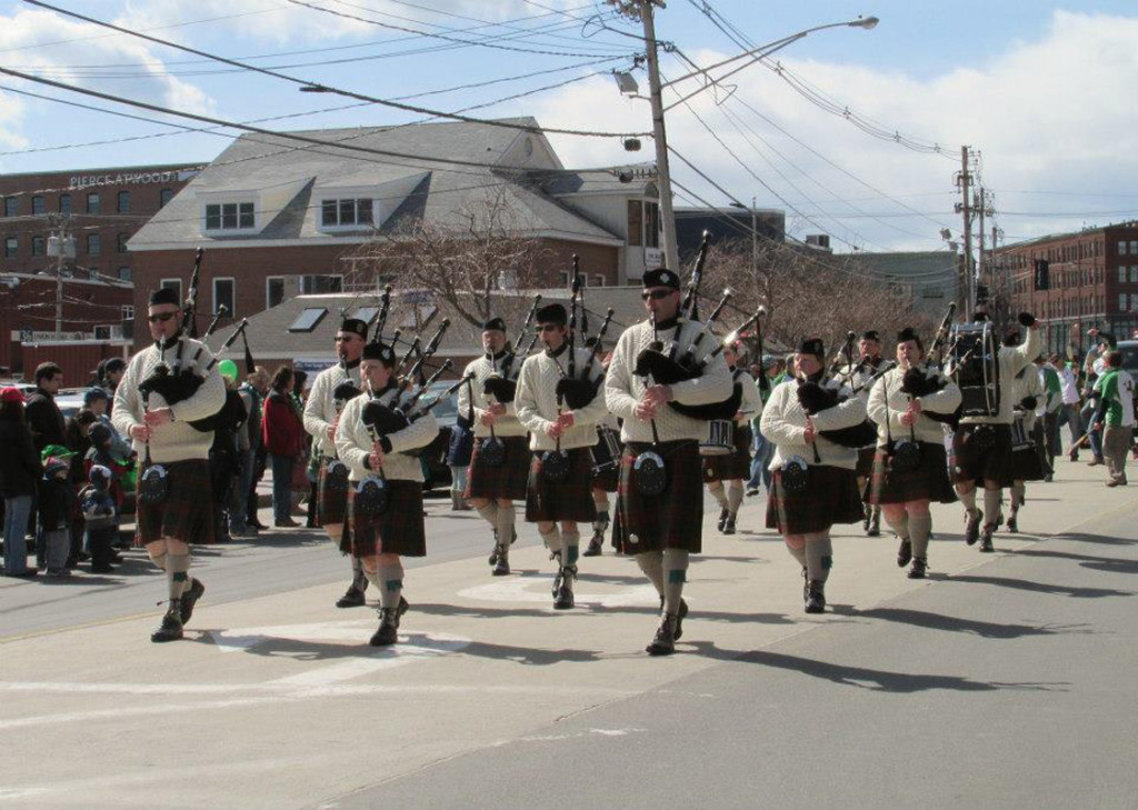 West End News - St Patrick's Day Parade