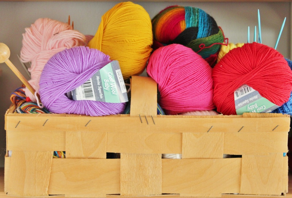 West End News: Chase the Chill: Knitting supplies and wool