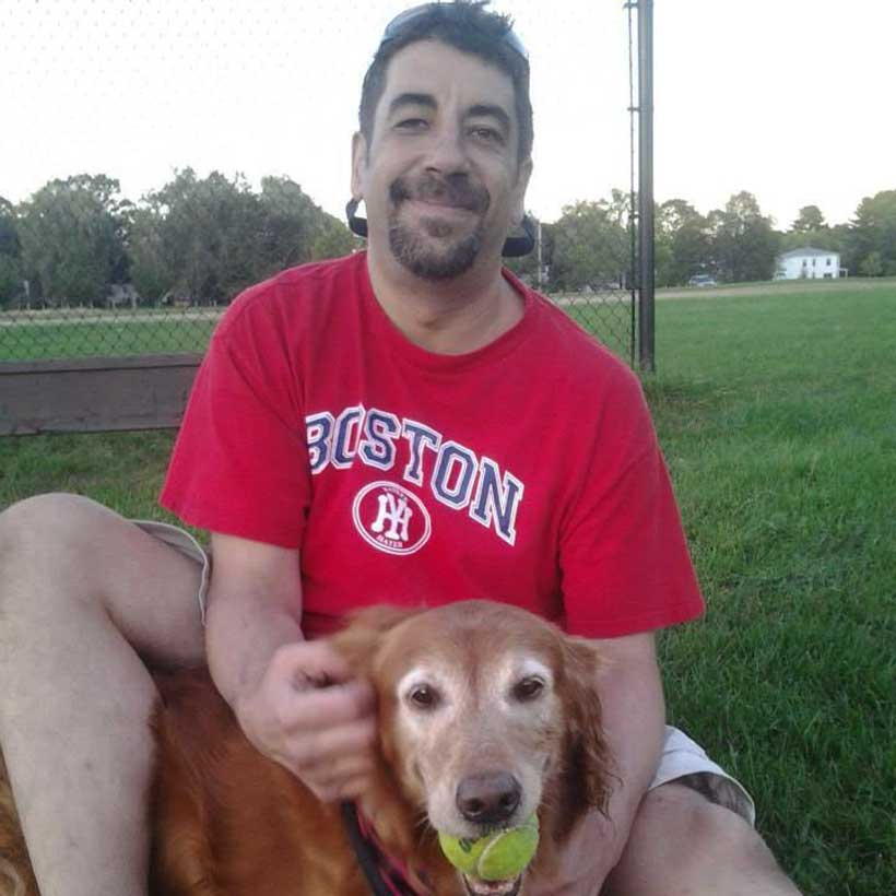 missing person Paul Spaltro