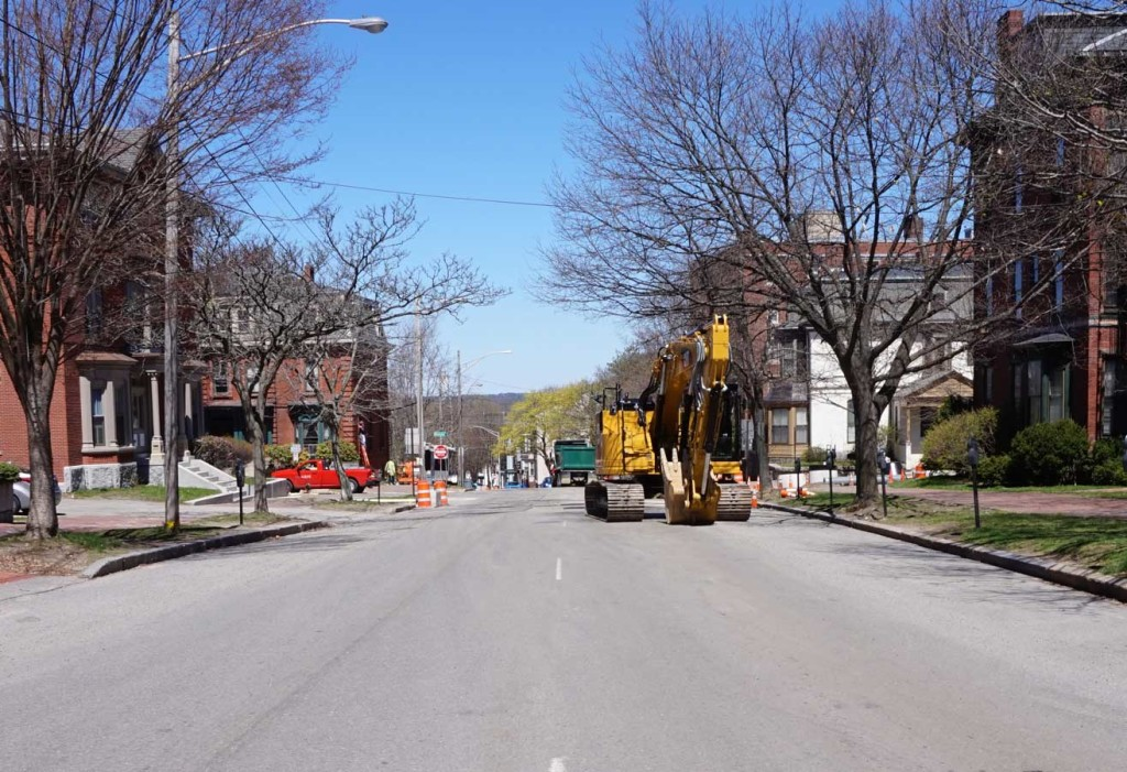 West End News: State Street Construction