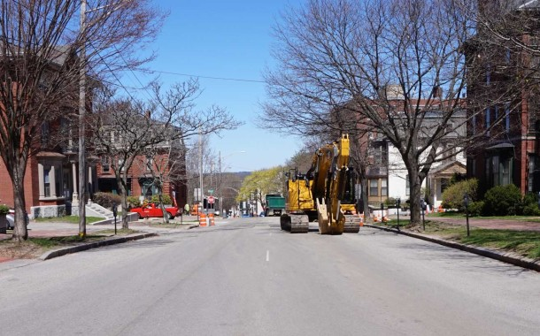 TRAFFIC ALERT: State Street Construction