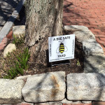 "West End News: Draft Pesticide ordinance ""Be Safe"" yard sign"