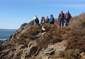 West End News: Travel Maine: MOAC Cliff walk