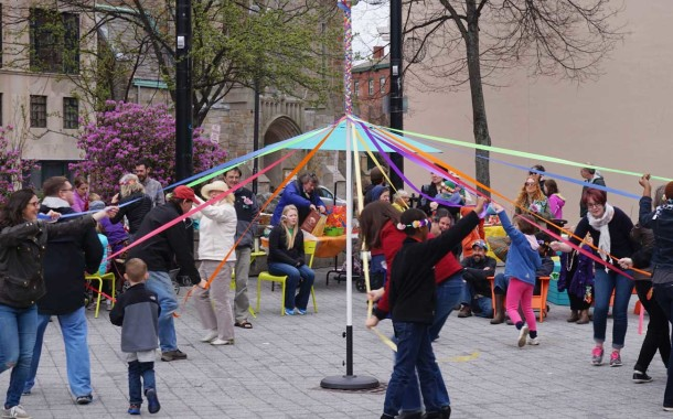 Congress Square Park Kicks Off 2016 Season