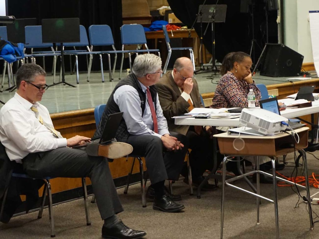 West End News: Community Discussion: Housing Committee