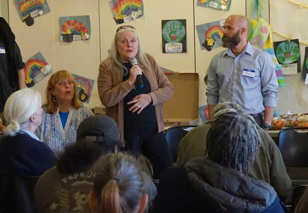 West End News: Housing Committee: Public Forum: Jacqui Deveneau