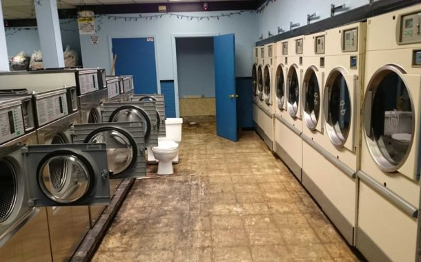 Soap Bubble Laundromat Sues Landlord