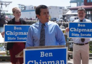 West ENd News: Ben Chipman at press event