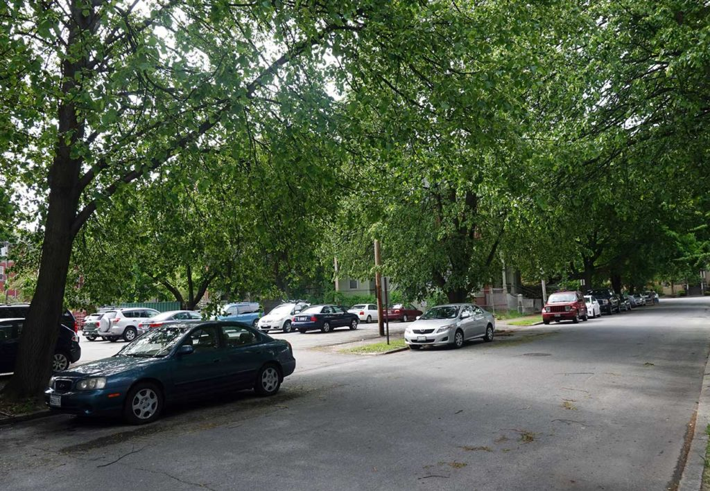 West End News: Carleton Street Parking