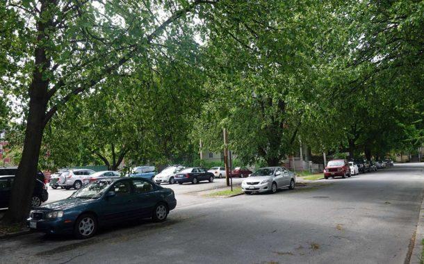 Carleton Street Parking