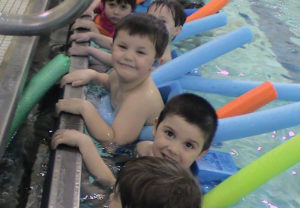 West End News: Water Safety: Kids swimming