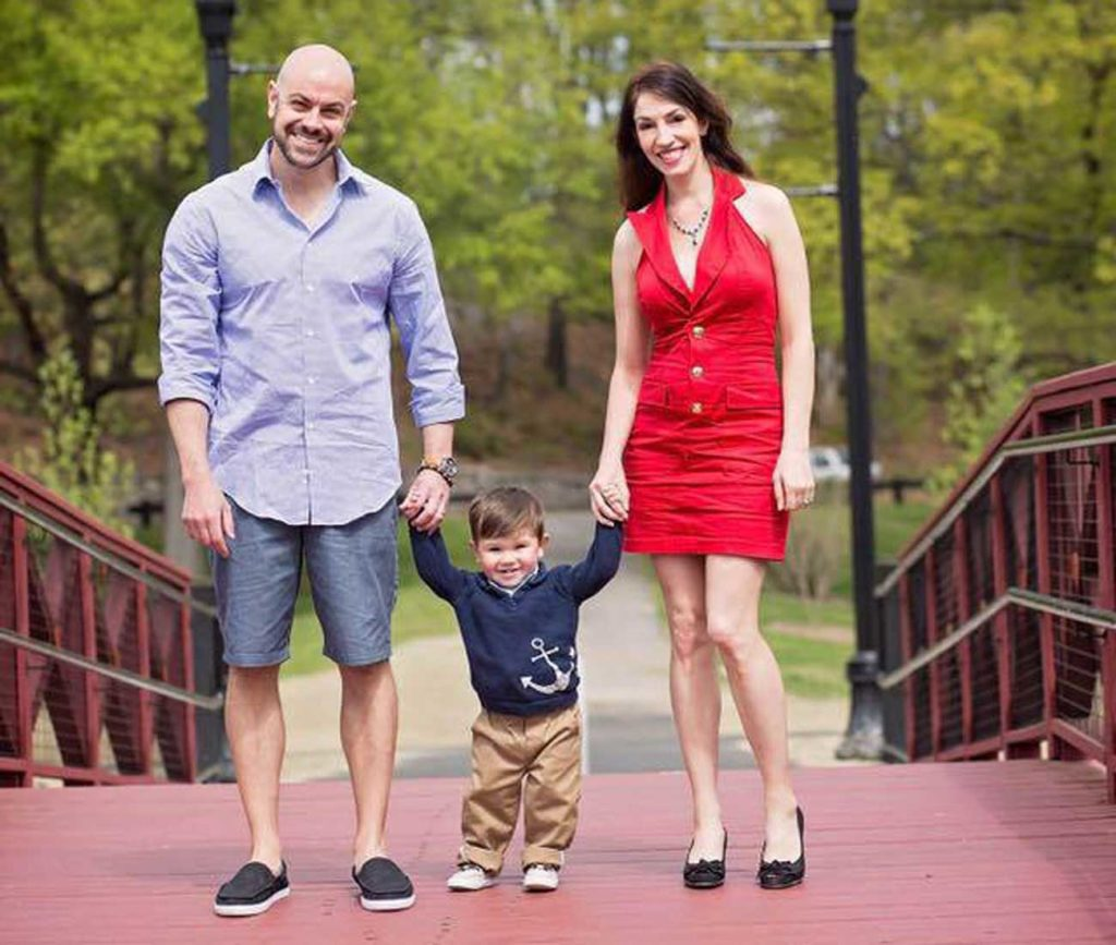 West End News: Mikell Reed Carroll and family
