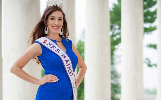 Mikell Reed Carroll for Mrs. International